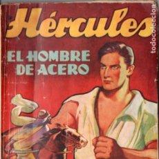 Cómics: ADOLFO MARTÍ . HÉRCULES EL HOMBRE DE ACERO (HOMBRES AUDACES MOLINO, 1942). Lote 193719212