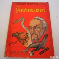 Fumetti: LA CASA DE LAS COSAS RARAS. Lote 193728635