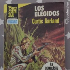 Cómics: LOS ELEGIDOS, CURTIS GARLAND, LA CONQUISTA DEL ESPACIO EXTRA. Lote 193970342