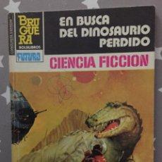Cómics: EN BUSCA DEL DINOSAURIO PERDIDO, ADAM SURRAY, BRUGUERA. Lote 193970452