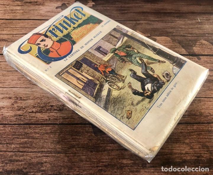 TRINKET ¡COMPLETA!. (Tebeos, Comics y Pulp - Pulp)