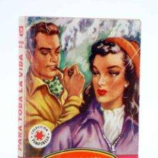 Cómics: COLECCIÓN PIMPINELA 285. PARA TODA LA VIDA (AMPARO LARA) BRUGUERA BOLSILIBROS, 1952. CON DEDICATORIA. Lote 194707678