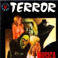 Cómics: TERROR EASA; EDITORIAL ANDINA; MÚSICA DE ORGANILLO, Nº 35, MORTIMER CODY. Lote 195181591
