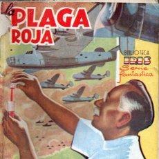 Cómics: RUSELL HAYS . PLAGA ROJA (IRIS BRUGUERA, C. 1940). Lote 195309505