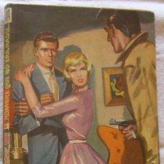 Cómics: EL HOMBRE QUE NO ERA NADIE. KEITH LUGER. COL. SERVICIO SECRETO, Nº 404. ED. BRUGUERA,1958. 1ª ED.. Lote 195637402
