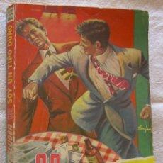 Cómics: SOY UN TIPO DURO. KEITH LUGER. COL. SERVICIO SECRETO, Nº 339. EDITORIAL BRUGUERA,1957. 1ª ED.. Lote 195637992