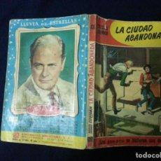 Cómics: LA CIUDAD ABANDONADA - MARCIAL LAFUENTE ESTEFANIA - KANSAS 168. Lote 196055978