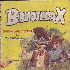 Comics : NOVELA COLECCION BIBLIOTECA X Nº 59. Lote 197658301