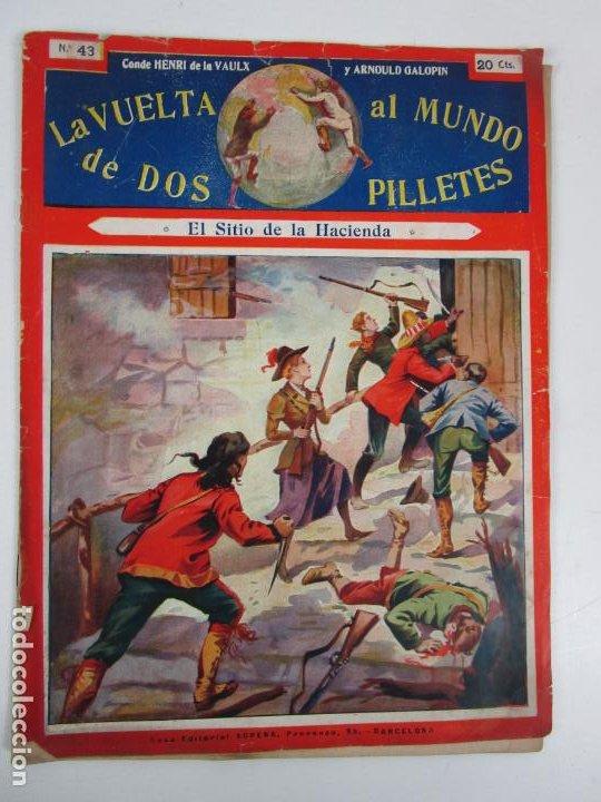 Cómics: Lote Comics - Lord Lister, Raffles el Rey de los Ladrones - nº 9, 25, 38, 43, 47, 53, 55 - Foto 9 - 198289283