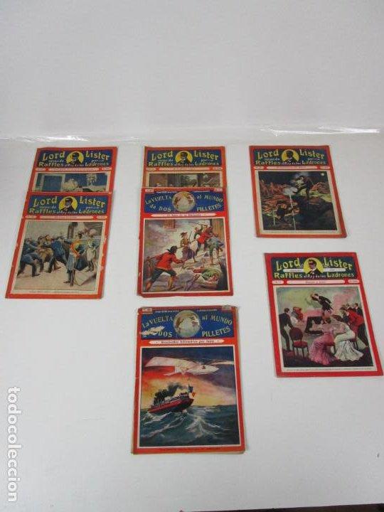 Cómics: Lote Comics - Lord Lister, Raffles el Rey de los Ladrones - nº 9, 25, 38, 43, 47, 53, 55 - Foto 13 - 198289283