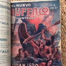 Cómics: EL NUEVO BÚFFALO ILUSTRADO 36 NUMEROS. Lote 198351891