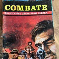 Cómics: TRES REVISTAS BÉLICAS: HAZAÑAS BÉLICAS COMBATE Y ZONA DE COMBATE. Lote 198417105