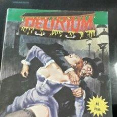 Cómics: COMIC EROTICO TERROR ELVIBERIA: DELIRIUM 15 LA NAVAJA ASESINA . Lote 198470432