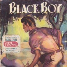 Cómics: NOVELA COLECCION BLACK BOY Nº 1. Lote 198818370