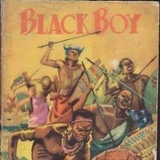 Cómics: NOVELA COLECCION BLACK BOY SIGUIENDO UNA SOMBRA . Lote 198818423