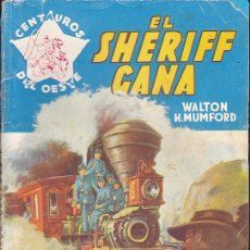 Cómics: NOVELA COLECCION CENTAUROS DEL OESTE Nº 13. Lote 198818485