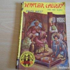 Cómics: AUTORES BRITÁNICOS Nº27. WINTER CHERRY. KEITH WEST. CLIPER 1948. BUEN ESTADO. Lote 200372875