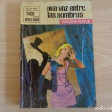 Cómics: SERVICIO SECRETO Nº 1076. UNA VOZ ENTRE LAS SOMBRAS. SILVER KANE. BRUGUERA.. Lote 210781256