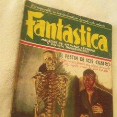 Cómics: FANTASTICA Nº 4 EL FESTIN DE LOS CUATRO EDICIONES CLIPER. Lote 203830612