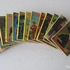 Cómics: TRECE COMICS EL COYOTE - J. MALLORQUI - PORTADA JANO. Lote 204131343