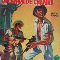 Comics : MARES DEL SUR Nº 12. LA CAYADA DE CHANRA. AUSTIN TOWER. EDITA TORAY. Lote 204531108