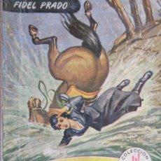 Comics : COLORADO Nº 146. NOBLEZA OBLIGA. FIDEL PRADO. BRUGUERA 1960. Lote 204532405