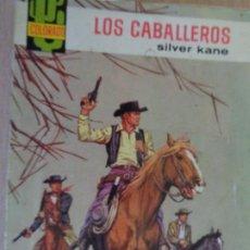 Comics : COLECCIÓN COLORADO Nº 360. LOS CABALLEROS. SILVER KANE. BRUGUERA 1964. Lote 204532961