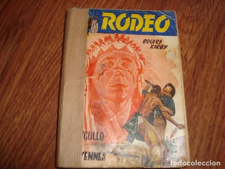 COLECCION RODEO N.110 ROGERS KIRBY (Tebeos, Comics y Pulp - Pulp)
