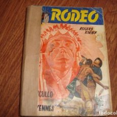 Cómics: COLECCION RODEO N.110 ROGERS KIRBY. Lote 205405532