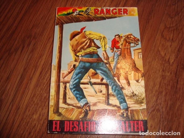 RANGER N. 237 DOLAR (Tebeos, Comics y Pulp - Pulp)