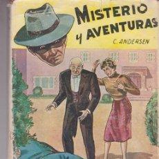 Cómics: MISTERIO Y AVENTURA Nº 1 - TESTAMENTO DE SANGRE - C. ANDERSEN. Lote 205651181