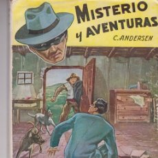 Cómics: MISTERIO Y AVENTURA Nº 3 - PRUEBA DECISIVA - C. ANDERSEN. Lote 205651488