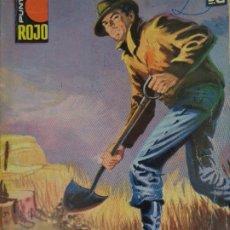 Cómics: PUNTO ROJO Nº 57. EL MUERTO SE ESTÁ QUEJANDO. KEITH LUGER. BRUGUERA 1963. Lote 205724151