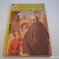 Cómics: HISTORIA DEL CRISTIANISMO NOVARO VARIOS Nº. Lote 205781390