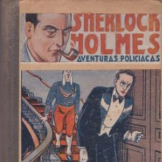 Cómics: SHERLOCK HOLMES - APÓCRIFOS - 1920 IMPRENTA GARROFÉ. Lote 205791181