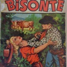 Comics : BISONTE EXTRA ILUSTRADA Nº 335. SOMBRA FATÍDICA. RUDY LINBALE. BRUGUERA 1962. Lote 206483065
