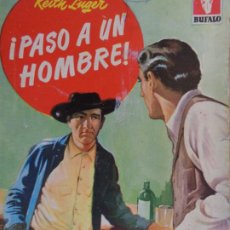Comics : BUFALO Nº 424. PASO A UN HOMBRE. KEITH LUGER. BRUGUERA 1961. Lote 206491661
