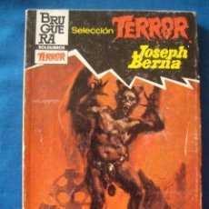 Cómics: EXCURSION AL INFIERNO JOSEPH BERNA BOLSILIBROS TERROR Nº 538 BRUGUERA. Lote 207190512