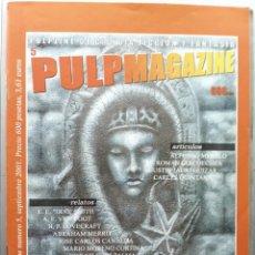 Cómics: PULPMAGAZINE 5. INCLUYE UN MUNDO LLAMADO BADOOM. Lote 207191457