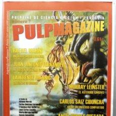 Cómics: PULPMAGAZINE 7. INCLUYE LA PRINCESA DEL ATOMO. Lote 207191520