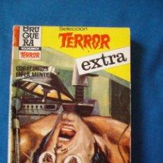 Cómics: CORREDORES EN LA MENTE CURTIS GARLAND BOLSILIBROS TERROR EXTRA Nº 25 BRUGUERA. Lote 207196732