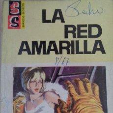 Comics : SERVICIO SECRETO Nº 887. LA RED AMARILLA. SILVER KANE. BRUGUERA 1967. Lote 207324575