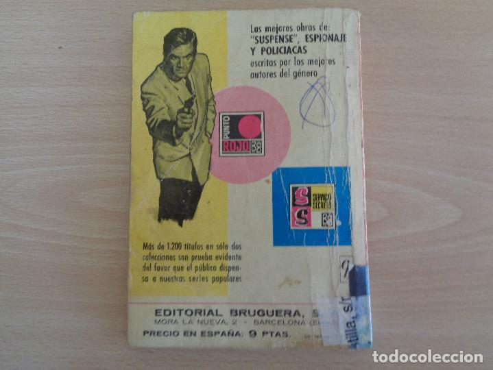 Cómics: Servicio Secreto Nº 1000. Yo y mi lio made in USA. Silver Kane. Bruguera 1969 - Foto 2 - 207324966