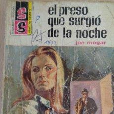Cómics: SERVICIO SECRETO Nº 1167. EL PRESO QUE SURGIÓ DE LA NOCHE. JOE MOGAR. BRUGUERA 1972. Lote 207325855