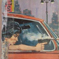 Cómics: SERVICIO SECRETO Nº 644.LA MUCHACHA CHINA. JOE MOGAR. BRUGUERA 1962. Lote 207326085