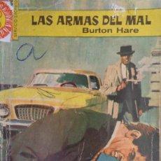 Cómics: SERVICIO SECRETO Nº 750. LAS ARMAS DEL MAL. BURTON HARE. BRUGUERA 1964. Lote 207326248