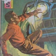 Cómics: SERVICIO SECRETO Nº 687. PUÑOS DE GRANITO. MIKKY ROBERTS. BRUGUERA 1967. Lote 207328727