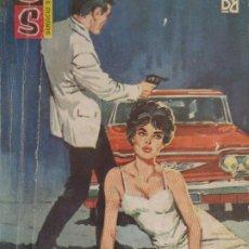 Cómics: SERVICIO SECRETO Nº 643. LUZ VERDE EN EL MEKONG. A. ROLCEST. BRUGUERA 1962. Lote 207401392