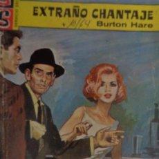 Cómics: SERVICIO SECRETO Nº 740. EXTRAÑO CHANTAJE. BURTON HARE. BRUGUERA 1964. Lote 207402286