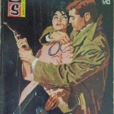 Comics : SERVICIO SECRETO Nº 612. RETO A UNA CIUDAD. KEITH LUGER. BRUGUERA 1962. Lote 207405927